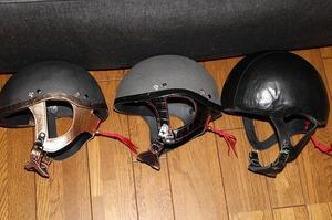 革 レザー 革製品 ヘルメットカスタマイズ 競馬