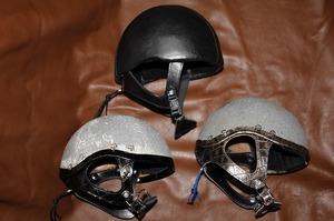 競馬 レース用 調教用 ヘルメットカスタマイズ 騎手