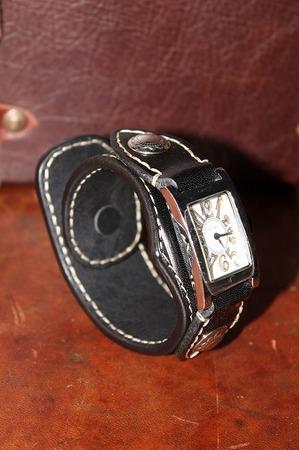 革 レザー 腕時計 オーダー