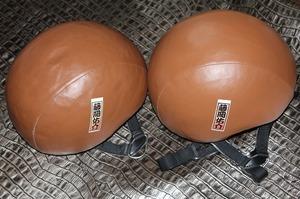 革 レザー 競馬 レース用ヘルメット カスタマイズ ロングチャップス