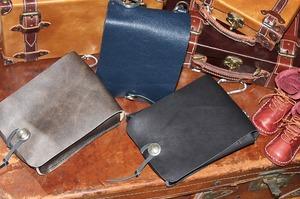 革製品 ウエストバック メンズ 革 鞄