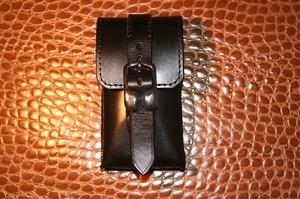 革製品 携帯℡ケース 革