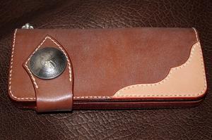 ロングウォレット 革製品