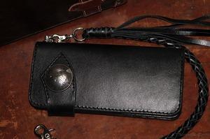 ロングウォレット 長財布 革製品 財布