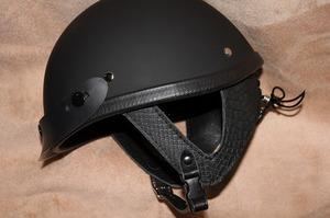 バイク用ヘルメットカスタマイズ