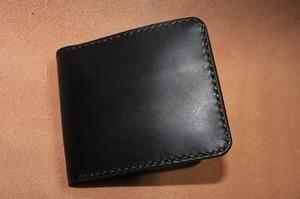 ハーフウォレット 2ツ折財布 ノートケース