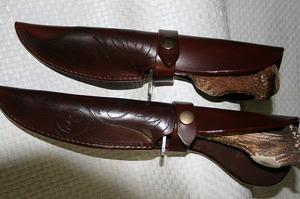 ナイフケース 革製品 レザーグッズ
