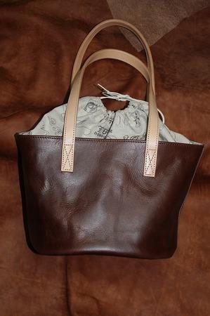 マルシェバック ショルダーバック 革鞄