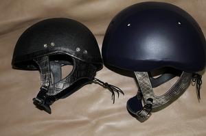 ヘルメットカスタマイズ ロングチャップス
