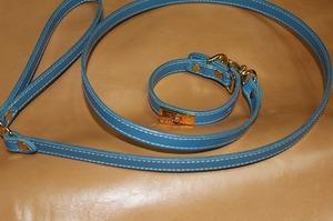犬首輪 カラー、リード