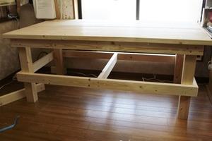 作業台製作