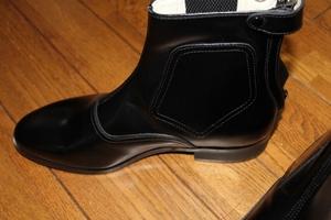 攻め馬靴 修理 補強