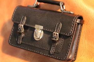 ミニチュア学生鞄