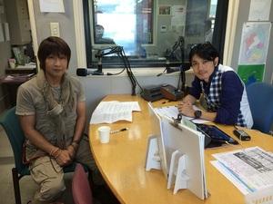FM滋賀 e-radio 「スタイル」 出演